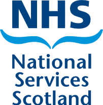 NHS National Service Scotland logo